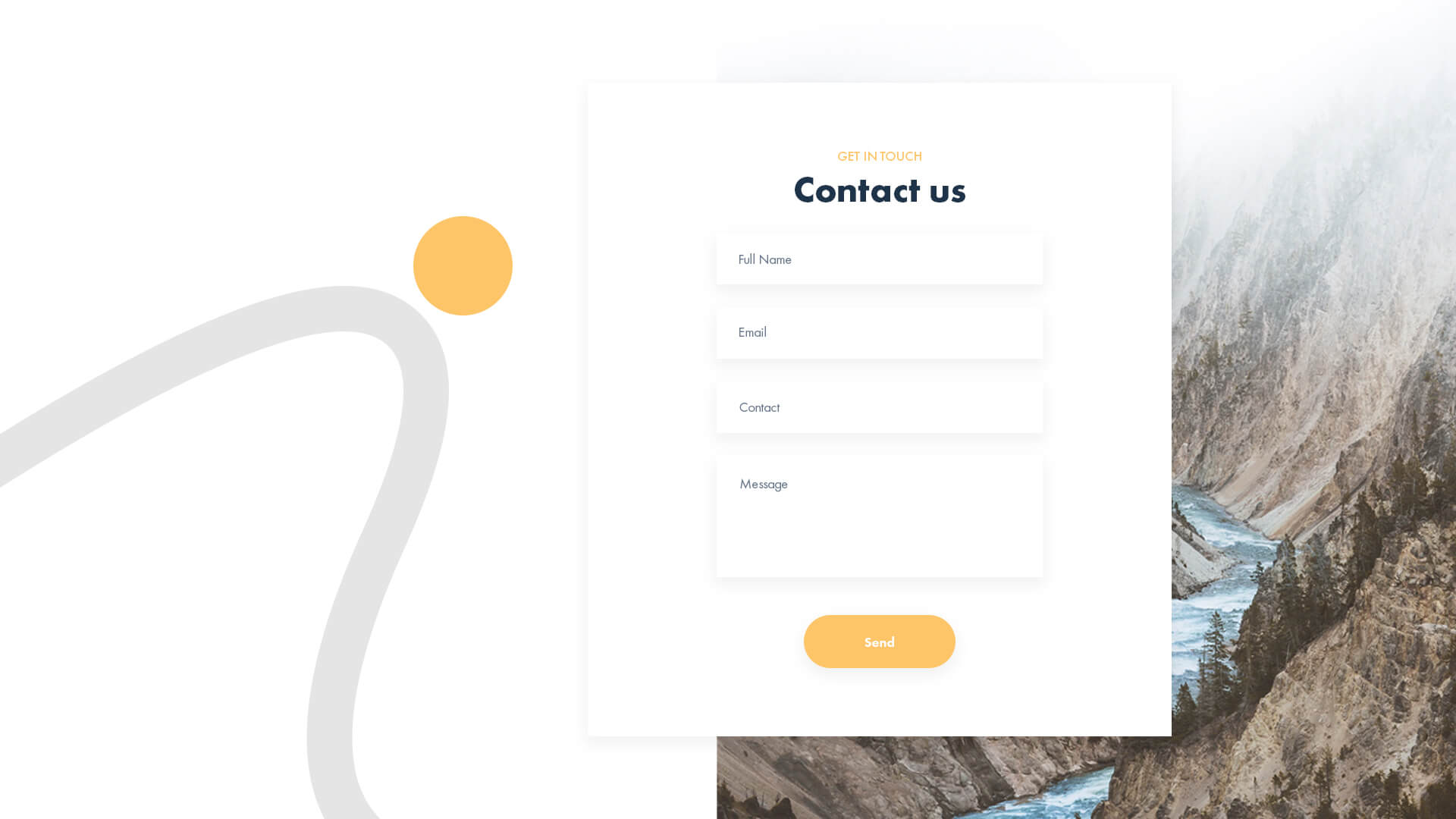 PowerPack Elements Template - Contact 11