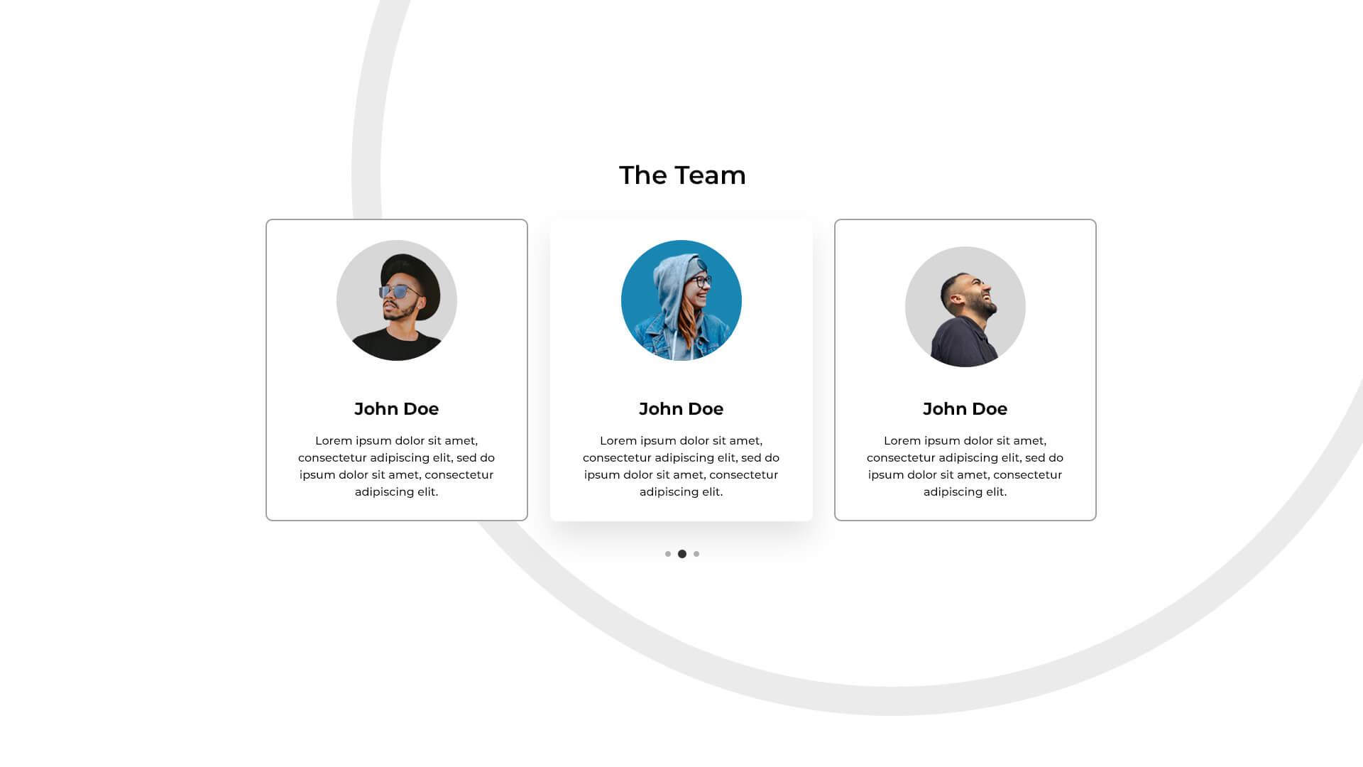 PowerPack Elements Template - Team 3
