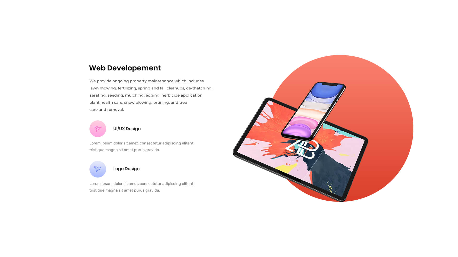 PowerPack Elements Template - Features 1