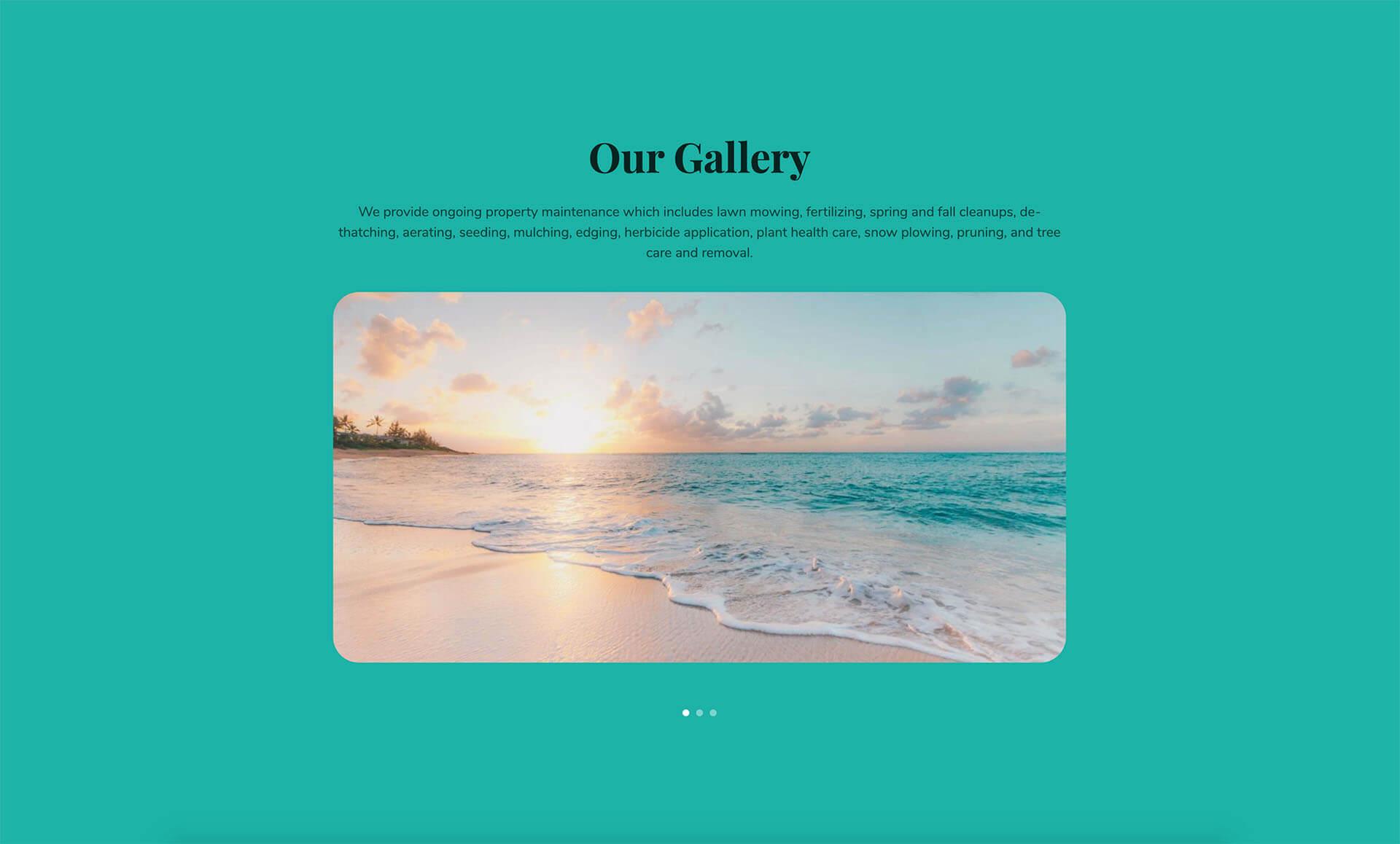 PowerPack Elements Template - Gallery 9