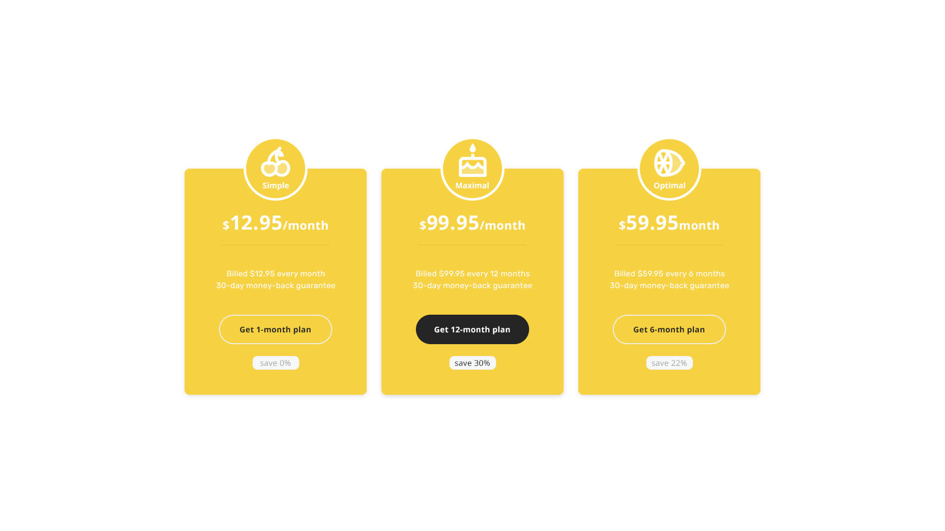 PowerPack Elements Template - Pricing 1